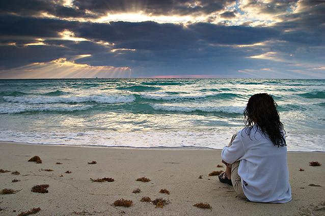na_praia